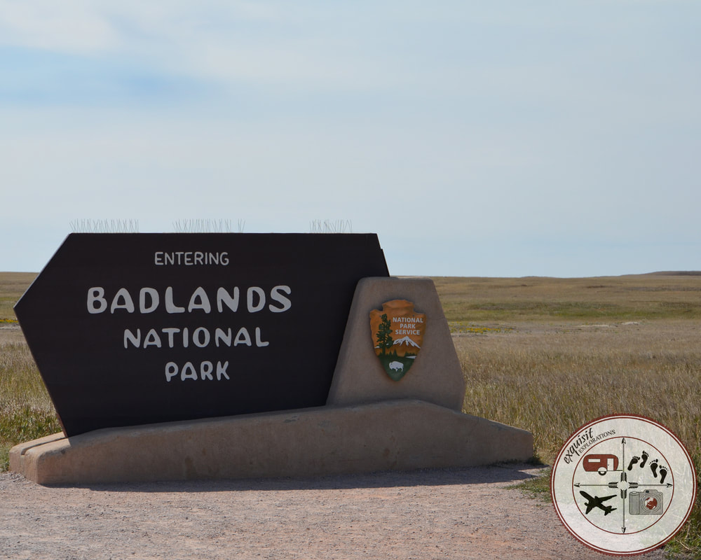 Badlands National Park, SD, South Dakota Itinerary, Ultimate South Dakota Road Trip, Road Trip Through South Dakota, Travel, RV lifestyle, RV living, RVing, Badlands