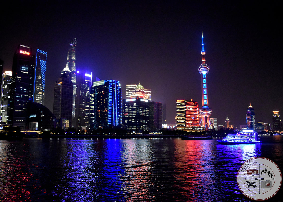 New Shanghai, as seen from the Huangpu River; Shanghai, China; Photos to Inspire you to Travel to Shanghai