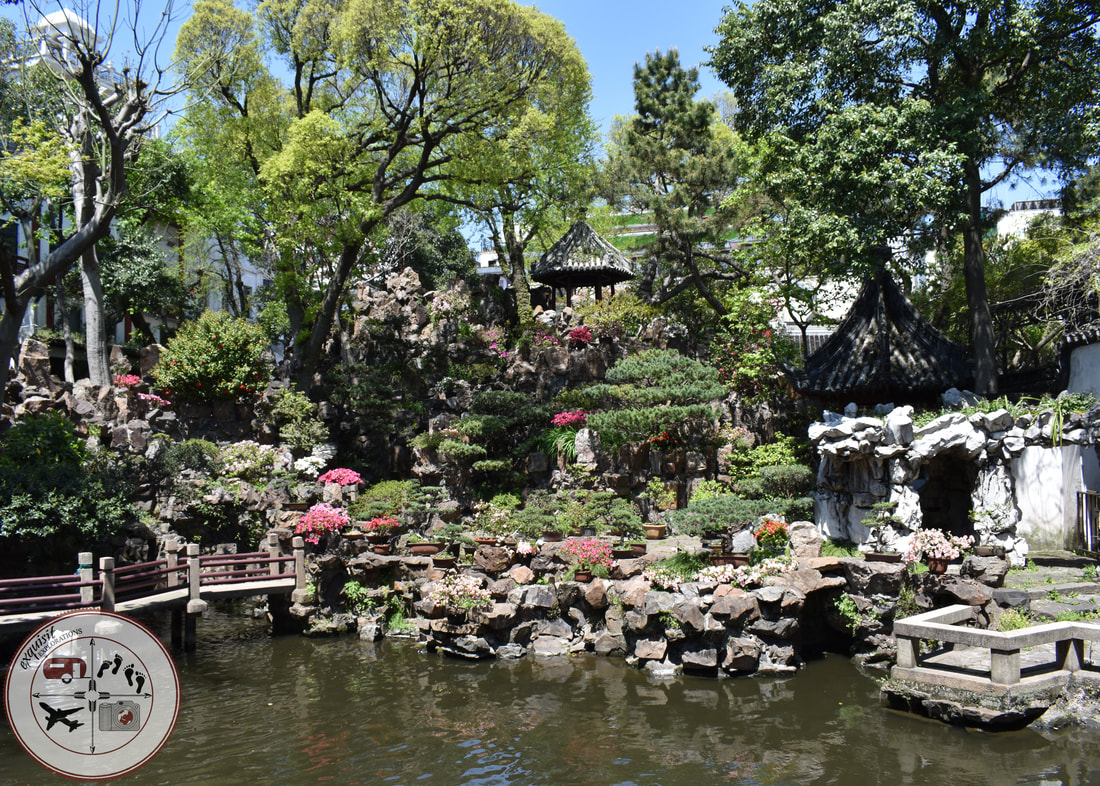 Yu Garden, Shanghai, China; Photos to Inspire you to Visit Shanghai