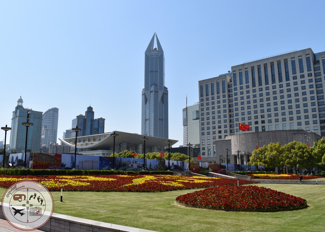 The People's Square, Shanghai, China; Photos to Inspire Your Wanderlust