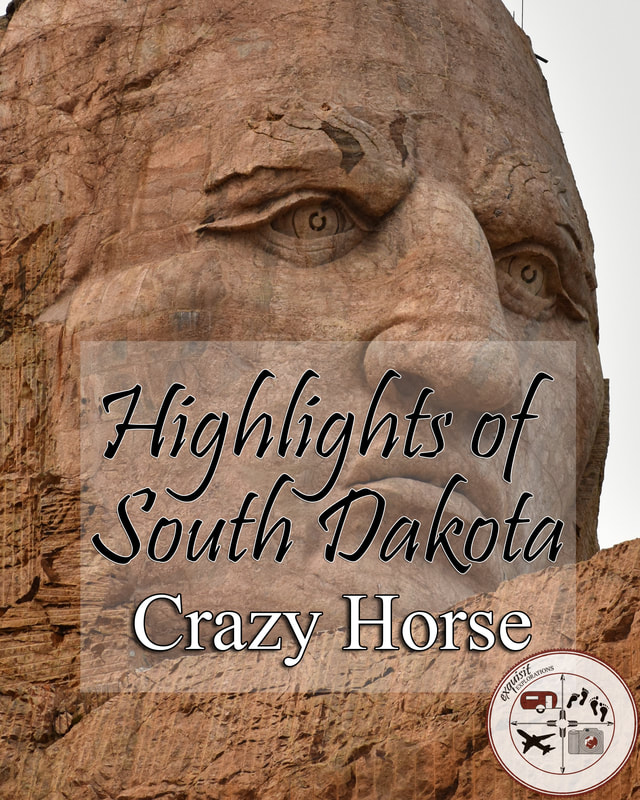 Highlights of South Dakota: Crazy Horse, South Dakota Itinerary, Ultimate South Dakota Road Trip, Road Trip Through South Dakota, Travel, RV lifestyle, RV living, RVing