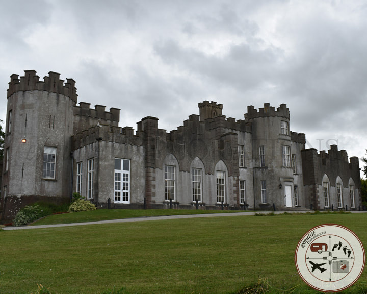 Ardgillan Castle, Skerries, Two Easy Day Trips from Dublin: Dalkey and Skerries - A Tale of Two Castles - Travel Tips by exquisitEXPLORATIONS Travel Blog