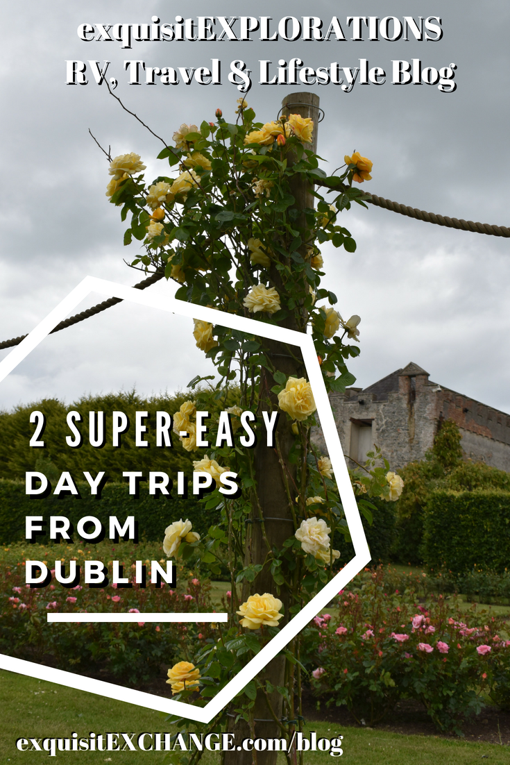 2 Super-Easy Day Trips from Dublin, Ireland; Dalkey and Ardgillan