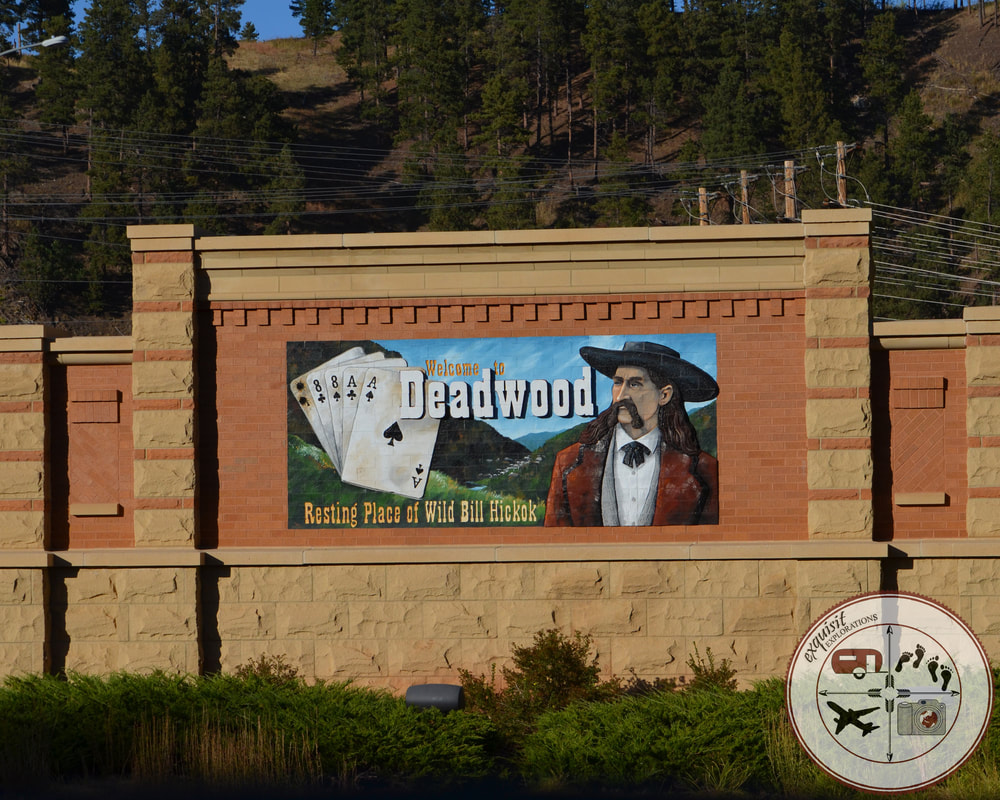 Deadwood, SD, Wild Bill Hickok, Mount Moriah Cemetery, Calamity Jane, South Dakota Itinerary, Ultimate South Dakota Road Trip, Road Trip Through South Dakota