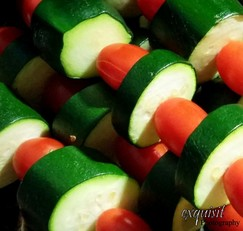 grilled veggie skewers #vegetables #cleaneating #rving #fulltimervers #travelblog