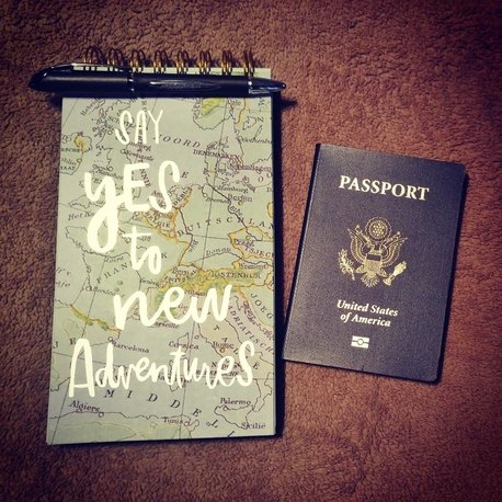 passport, adventures, journal and pen, things to take to cuba, journalists in cuba, how to go to cuba, havana cuba