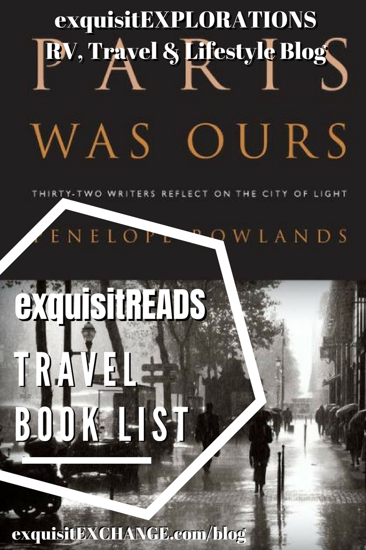 Books to Fuel Your Wanderlust: the exquisitREADS Travel Book List