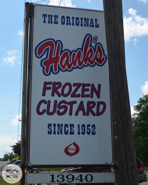 Hank's Frozen Custard, Delicious Sweet Treats Since 1952 #conneautlakepa #traveltips #travelblog #exquisitEXPLORATIONS