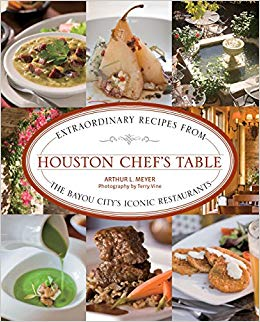 Houston for Book Lovers: Houston Chef's Table