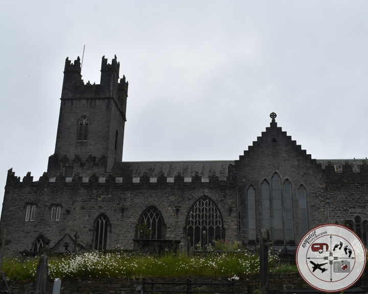 St Mary's Cathedral, Limerick, Ireland; places to go in Ireland; things to see; Ireland road trip