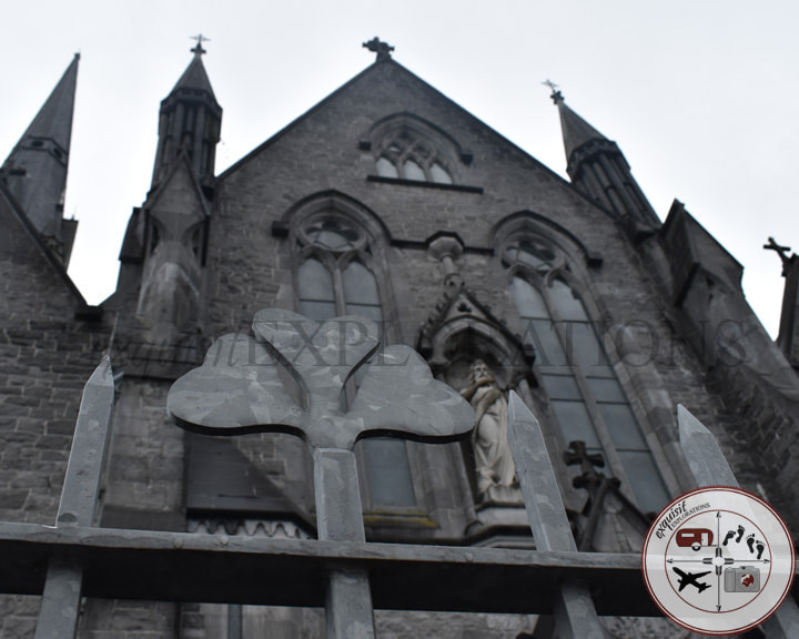 St John's Cathedral, Limerick, places to go in Ireland, Ireland road trip itinerary by exquisitEXPLORATIONS