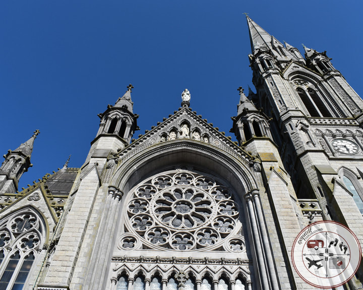St Colman's Cathedral, Cobh, Ireland; the ultimate Ireland road trip by exquisitEXPLORATIONS