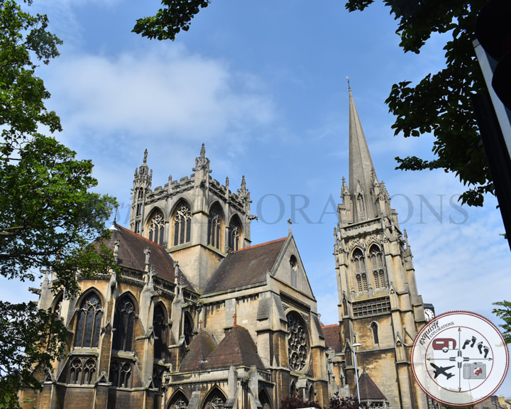 Churches of London; Beautiful Architecture; Things to do in London; budget-friendly travel tips