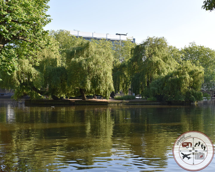 Little Venice, Grand Canal, London, England; travel tips, budget-friendly things to do