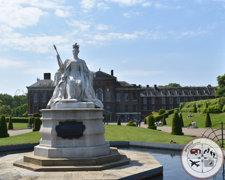 Kensington Palace, Harry and Meghan's house; London, England, UK; travel tips