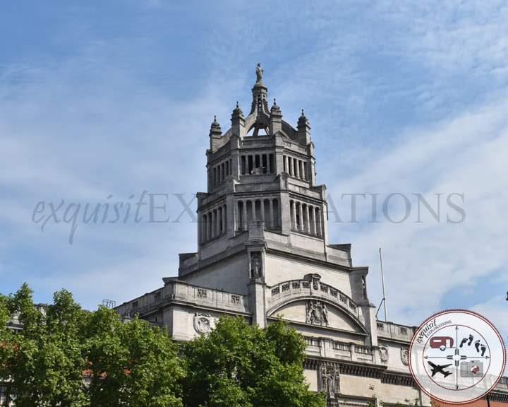 Victoria & Albert Museum, London, England, UK; budget-friendly things to do in London