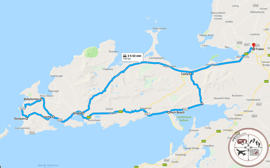 Road Trip around Dingle Peninsula, Where to go in Dingle, ultimate Ireland road trip