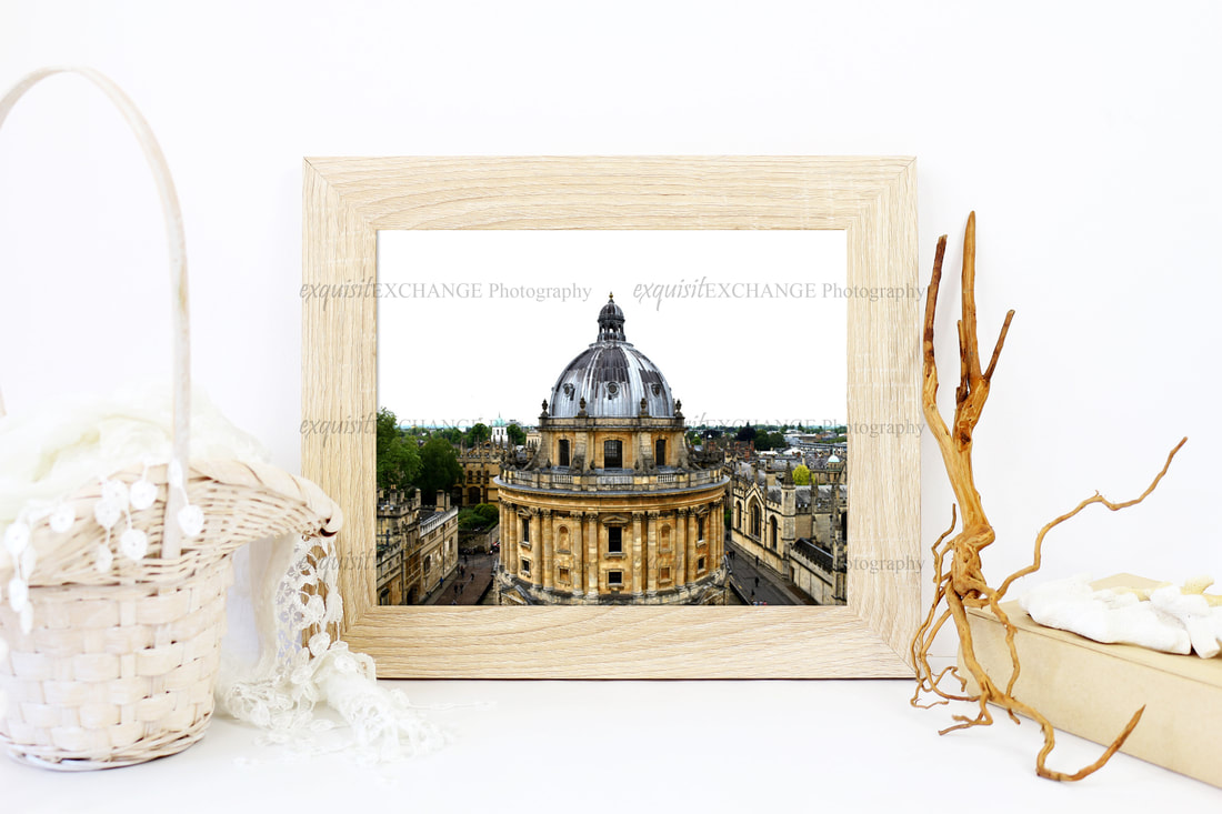 Four Easy Day Trips from London; The Radcliffe Camera, Oxford; travel tips by exquisitEXPLORAITONS Travel Blog