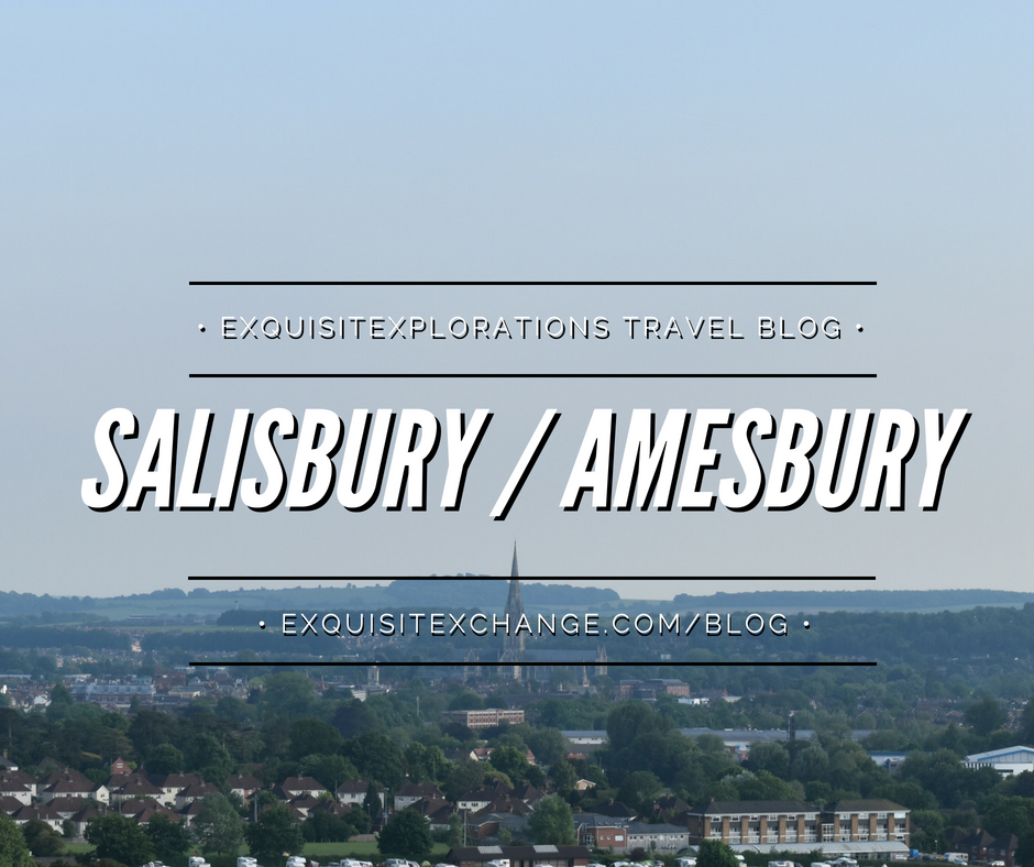 Four Easy Day Trips from London; Salisbury is a short train ride from London; travel tips by exquisitEXPLORAITONS Travel Blog