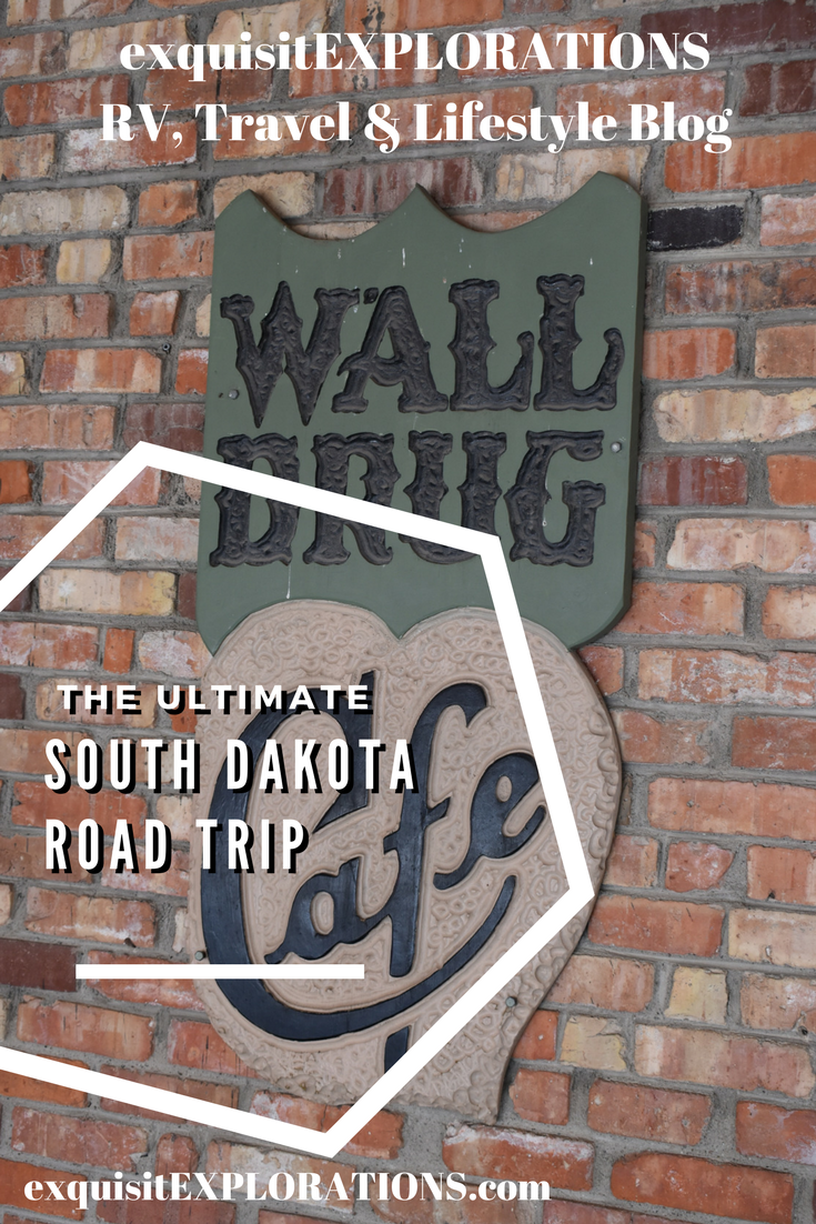 Wall Drug in Wall, SD; The Ultimate South Dakota Road Trip by exquisitEXPLORATIONS; Our favorite places to go and things to do