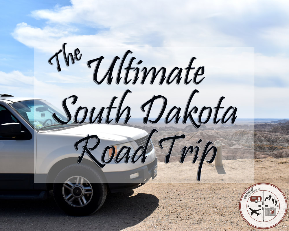 South Dakota Itinerary, Ultimate South Dakota Road Trip, Road Trip Through South Dakota, Travel, RV lifestyle, RV living, RVing, Badlands, Mount Rushmore, Crazy Horse