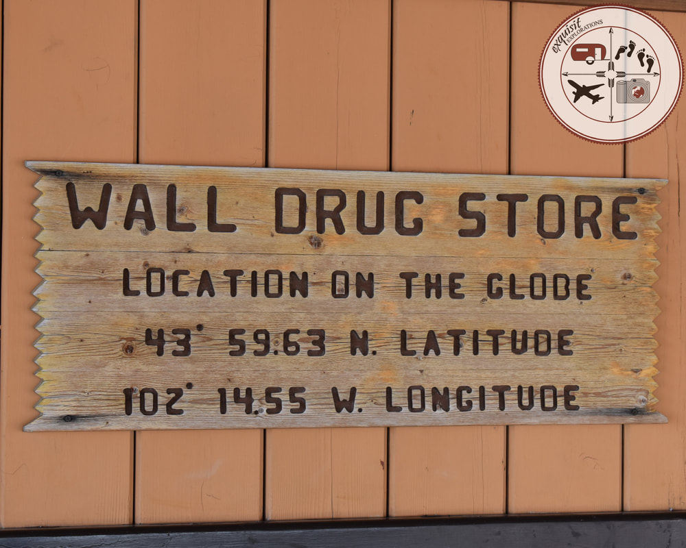 Wall Drug Store, Wall, SD, South Dakota Itinerary, Ultimate South Dakota Road Trip, Road Trip Through South Dakota, Travel, RV lifestyle, RV living